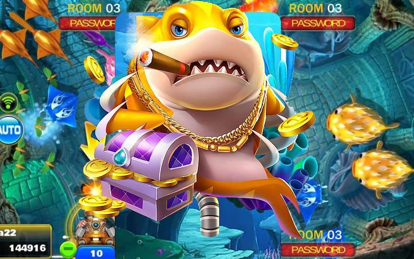 เกมยิงปลา พาเพลินเล่นง่ายๆได้เงินชัว